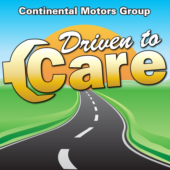 Continental Motors Driven to Care Event