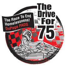 DuPage Pads Drive for 75 Event