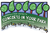Naperville Concerts in Your Park Series