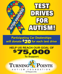 Test Drive for Autism