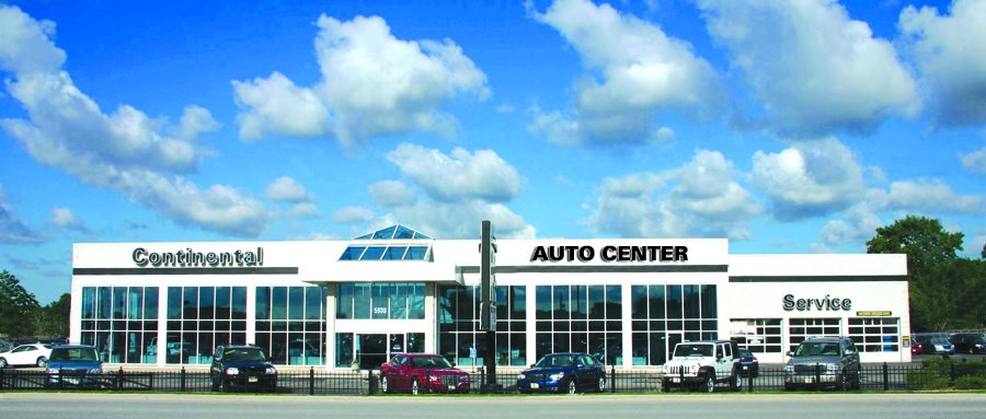 Continental Chrylser Jeep gives up its franchise and reopens as Continental Auto Center.Continental Chrylser Jeep gives up its franchise and reopens as Continental Auto Center.ContiContinental Chrylser Jeep gives up its franchise and reopens as Continental Auto Center.